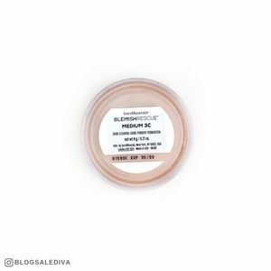 🔴NWOB: bareMinerals Blemish Rescue Medium 3C